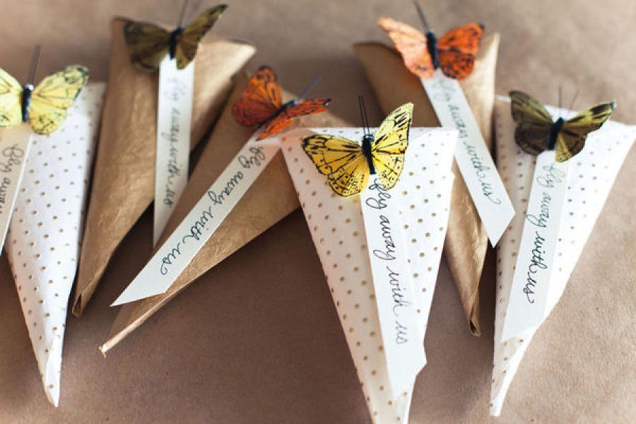 Bonbonerki-s-babochkami-svoimi-rukami-9 Бонбоньерки на свадьбу с бабочками своими руками