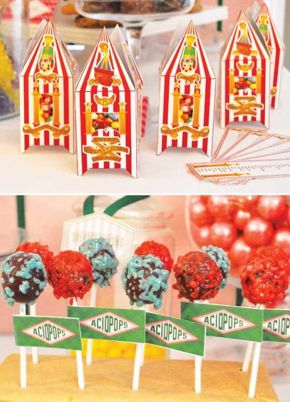 Delaem-dekor-svadby-v-stile-Garri-Pottera-8 Делаем декор свадьбы в стиле Гарри Поттера