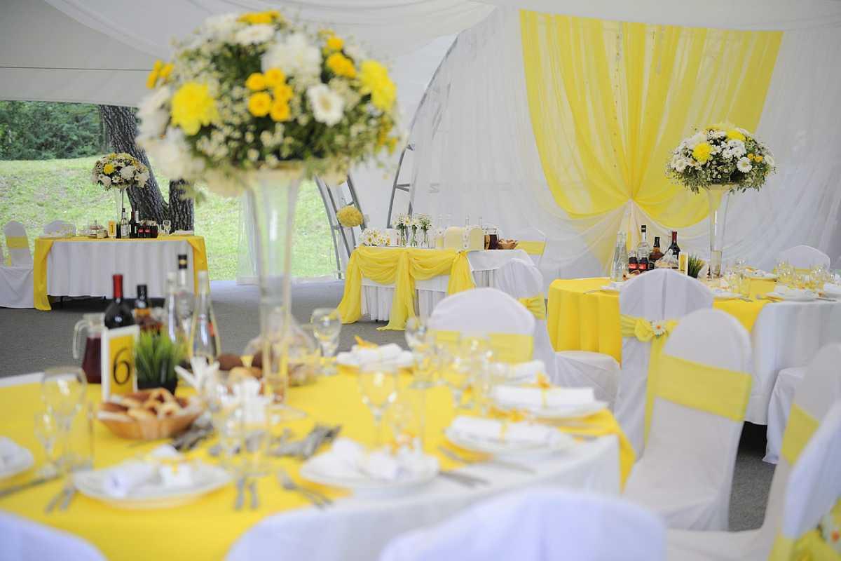 Столы для свадьбы фото для