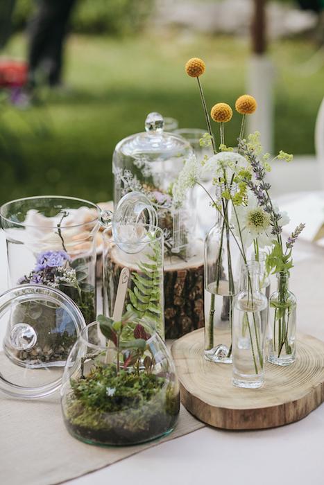 Svadba-v-stile-botanika-10 Свадьба в стиле ботаника: используем различные растения для декорирования свадьб