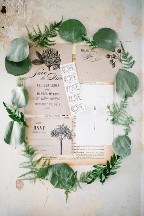 Svadba-v-stile-botanika-3 Свадьба в стиле ботаника: используем различные растения для декорирования свадьб