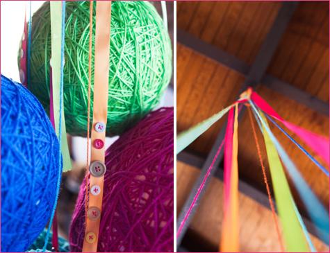 YArkie-nitki-v-dekore-svadby-5 Яркие нитки в декоре свадьбы