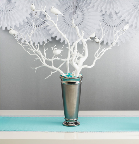 snezhnyj-kendi-bar-na-svadbu-7 Идея для зимней свадьбы: Снежный Кэнди Бар  какие сладости лучше использовать.