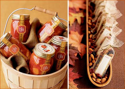 sochnaya-osennyaya-svadba-2 Идеи для создания яркой осенней свадьбы, как сделать уютное торжество в самое дождливое время года