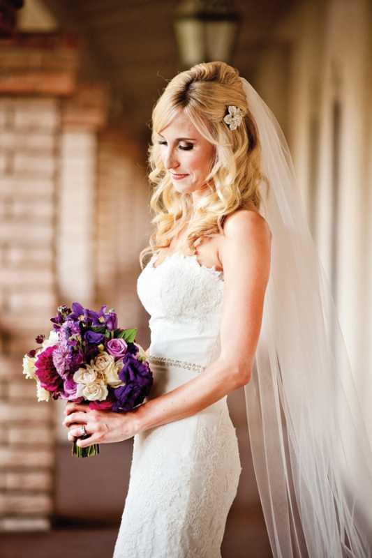 svadba-v-slivovom-tsvete-1 Свадьба в сливовом цвете - яркое и сочное летнее торжество
