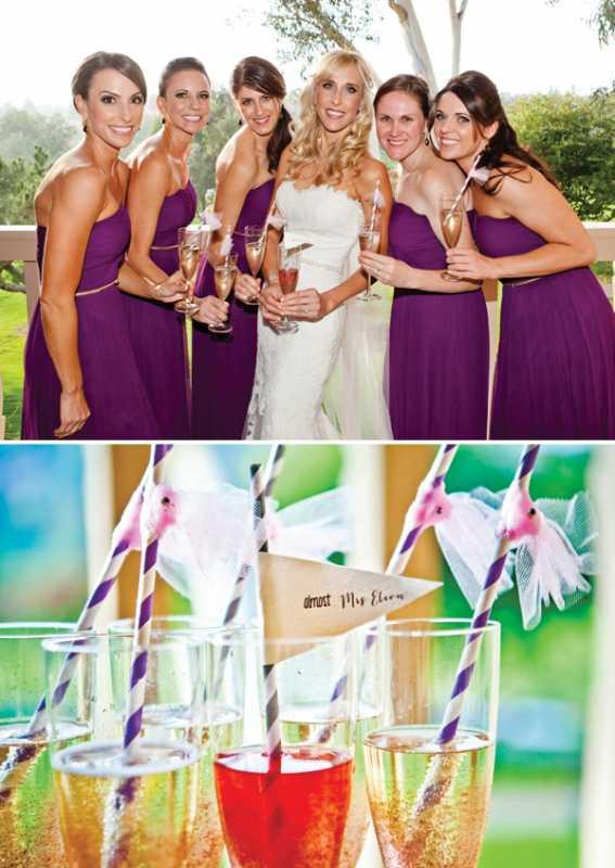 svadba-v-slivovom-tsvete-2 Свадьба в сливовом цвете - яркое и сочное летнее торжество