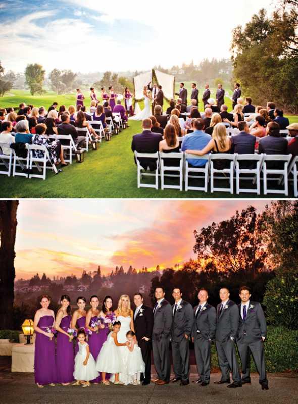 svadba-v-slivovom-tsvete-6 Свадьба в сливовом цвете - яркое и сочное летнее торжество