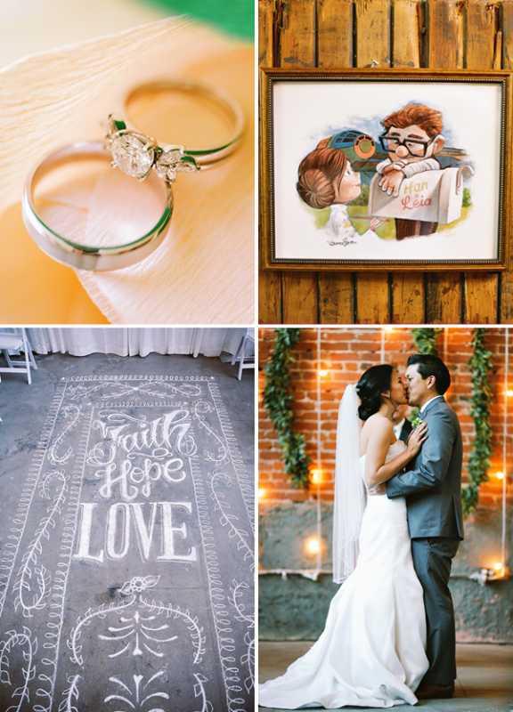 """svadba-v-stile-vverh-3 Свадьба в стиле мультфильма """"Вверх"""" учимся сочетать мультипликационный стиль и романтику в одной тематике торжества"""