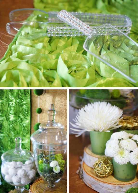 svadba-v-stile-zelenogo-sada-101 Яркая и сочная зеленая свадьба в стиле зимнего сада, простые идеи для вдохновения