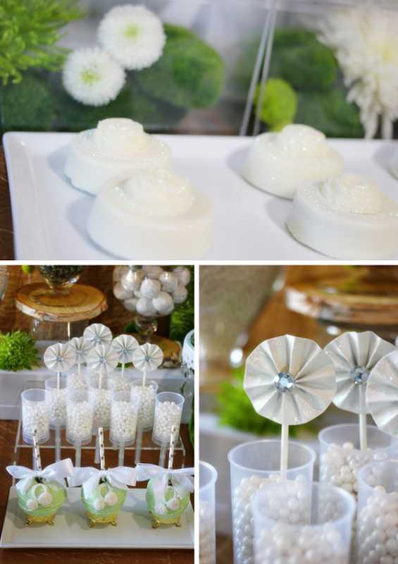 Яркая и сочная зеленая свадьба в стиле зимнего сада, простые идеи для вдохновения