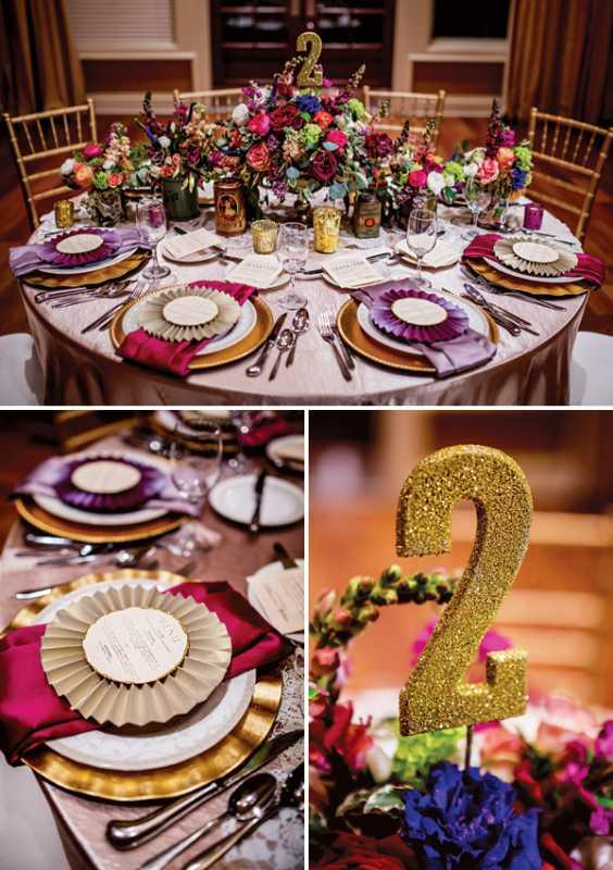 vintazhno-gamurnaya-svadba-4 Винтаж и гламур в свадебном торжестве, как правильно сочетать между собой эти два стиля