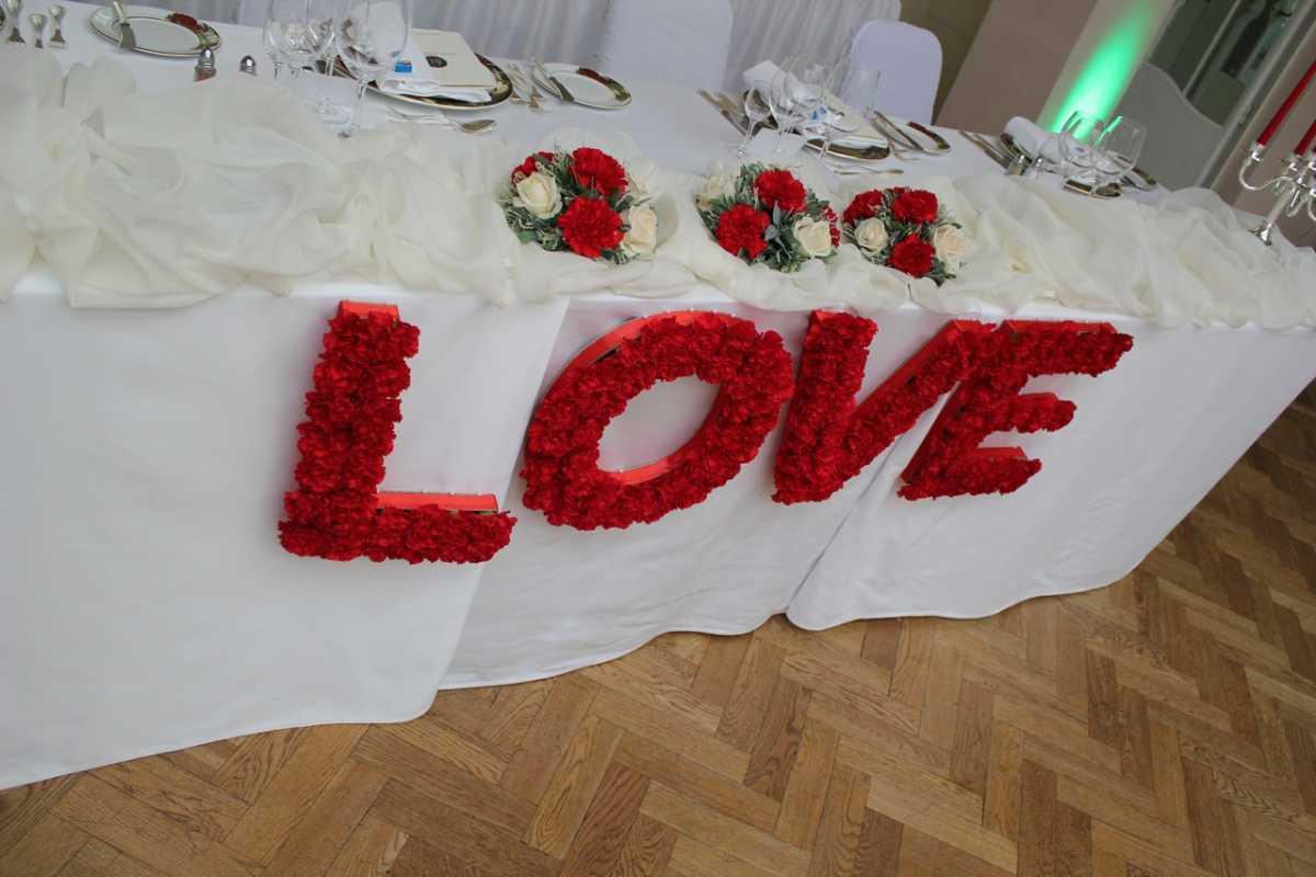 1-dekor-svadby-svoimi-rukami-minusy Украшение зала на свадьбу своими руками минусы такого варианта оформления