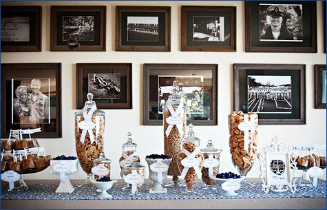 1-kreker-bar-na-svadbe Крекер Бар на свадьбе удивительная замена стандартного десертного стола на свадебном торжестве
