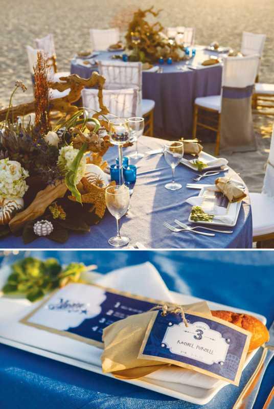1-plyazhnaya-svadba-na-beregu-okeana Красивая свадьба на берегу океана в пляжной тематике, идеи для организации торжества