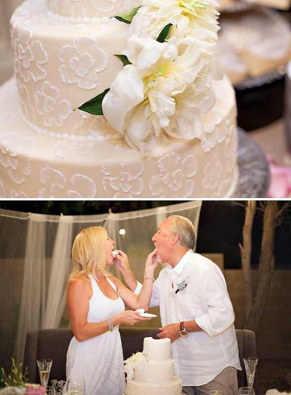 На свадьбе со зрелой