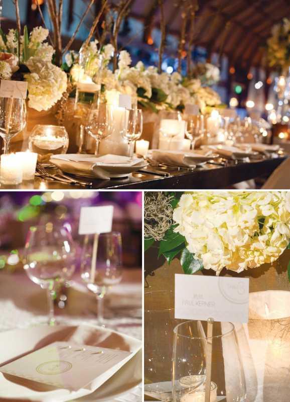 Летняя свадьба в белом цвете в популярной эко тематике
