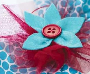 Яркая двухцветная свадьба: великолепное и нежное сочетание красного и голубого цвета