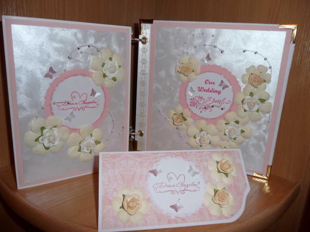 dekor-pokupnyh-svadebnyh-aksessuarov-8 Оформление свадебных аксессуаров, купленных в магазине, придаем им уникальность своими руками