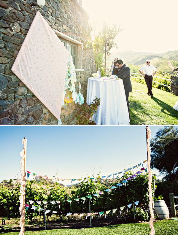 dekor-svadby-tsvetami-iz-bumagi-10 Декор свадьбы бумажными цветами, кто сказал что хендмейд не может быть модным?