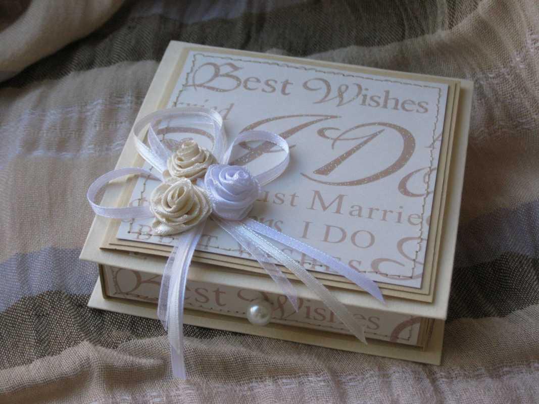 Советы гостям: оформление свадебных подарков, как необычно запаковать обычные вещи