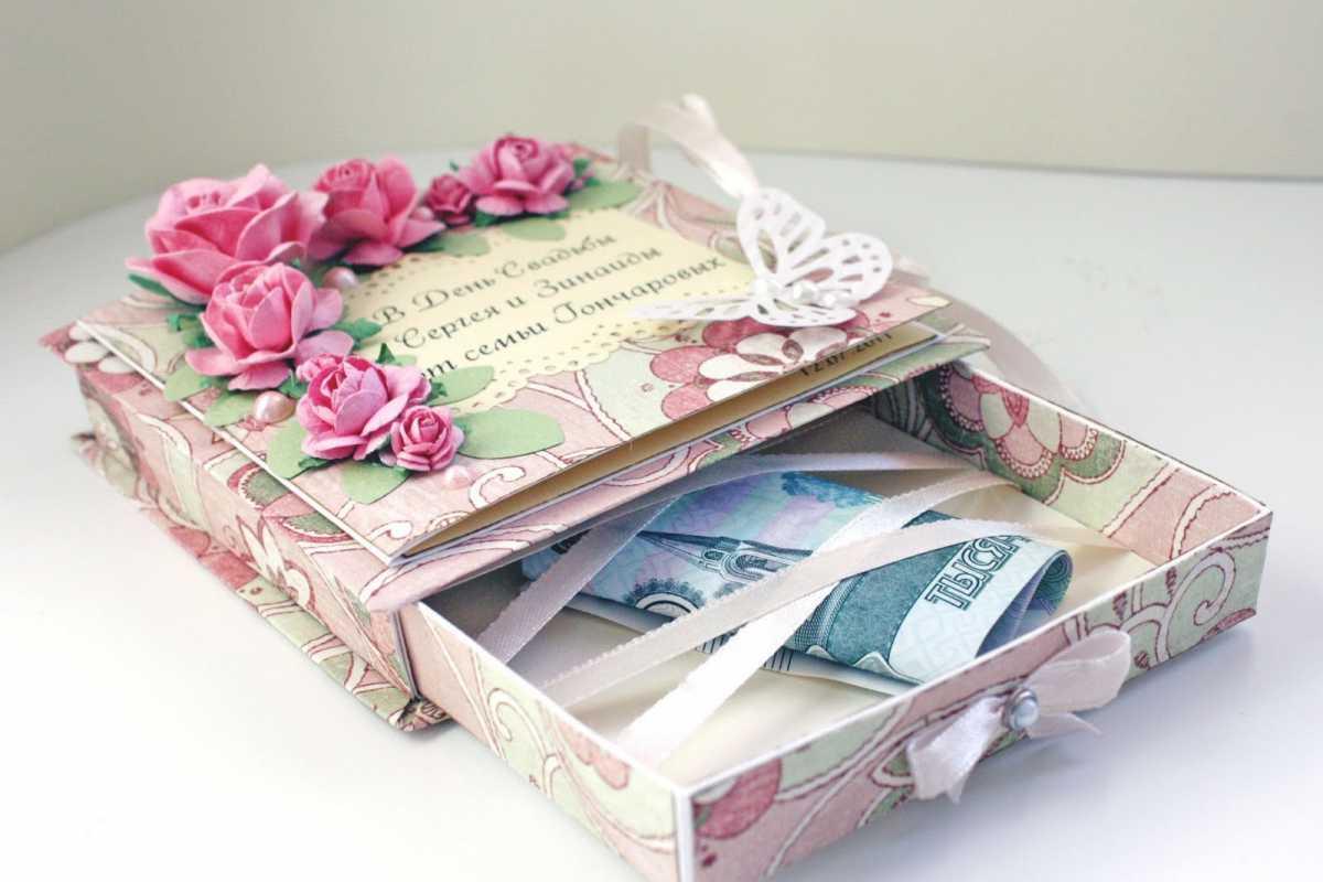 dekor-svadebnyh-podarkov-4 Советы гостям: оформление свадебных подарков, как необычно запаковать обычные вещи