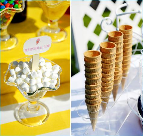 kendi-bar-s-morozhennym-4 Удивительный летний Кэнди Бар с мороженным и различными сладкими топперами