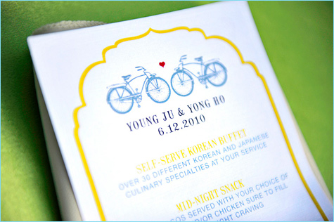 letnyaya-svadba-dlya-lyubitelej-velosporta-3 Яркая летняя свадьба для любителей велоспорта