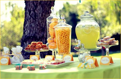 limonadnyj-Kendi-Bar-3 Лимонадный Бар  прекрасная замена сладкого десертного стола на свадьбе проходящей в летний период года