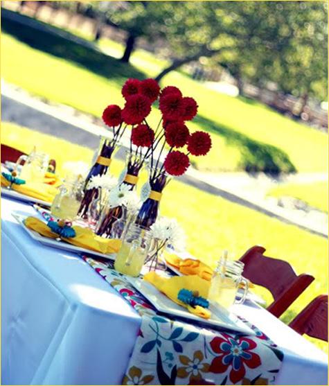 limonadnyj-Kendi-Bar-5 Лимонадный Бар  прекрасная замена сладкого десертного стола на свадьбе проходящей в летний период года