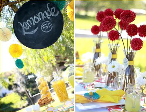 limonadnyj-Kendi-Bar-6 Лимонадный Бар  прекрасная замена сладкого десертного стола на свадьбе проходящей в летний период года