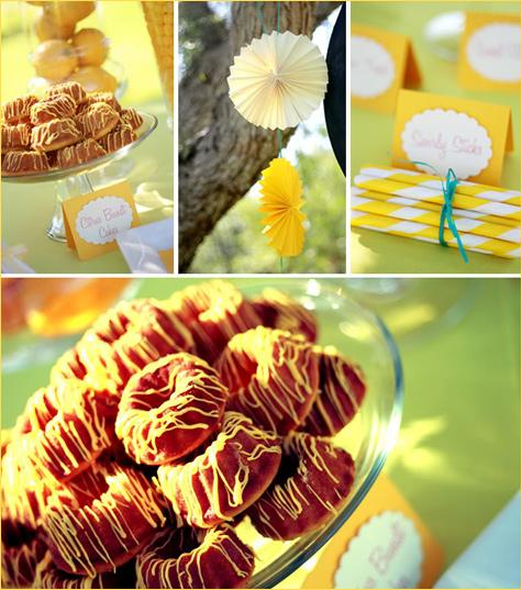 limonadnyj-Kendi-Bar-8 Лимонадный Бар  прекрасная замена сладкого десертного стола на свадьбе проходящей в летний период года