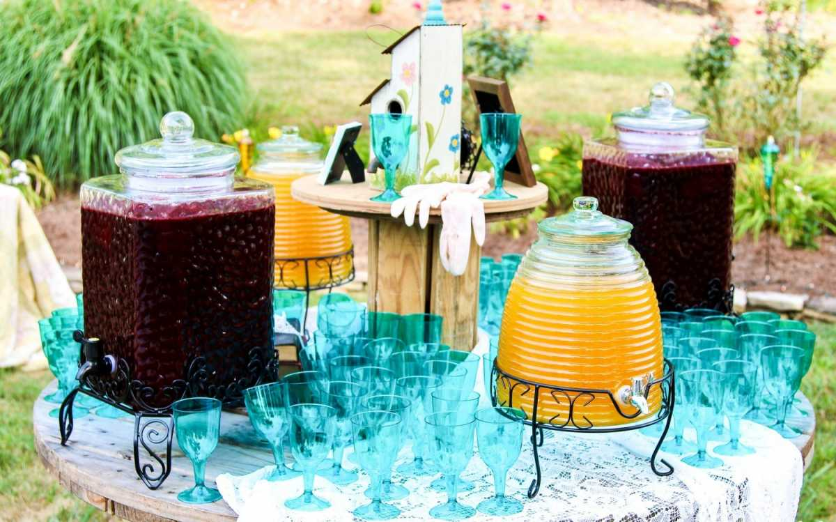 napiti-na-svadbe-5 Нюансы составления свадебного меню: какие безалкогольные напитки должны присутствовать на столе