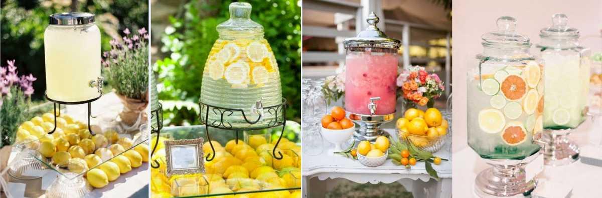 napiti-na-svadbe-7 Нюансы составления свадебного меню: какие безалкогольные напитки должны присутствовать на столе