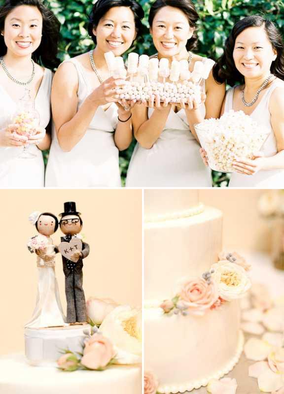 romantichnaya-svadba-v-tsvete-shampanskogo-4 Свадьба в цвете шампанского нежное и простое в организации торжество