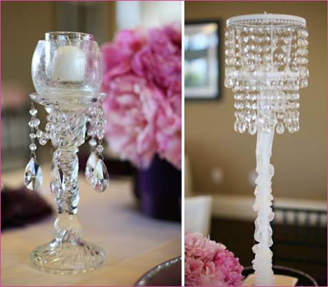 servirovka-stola-v-stile-shanel-6 Сервировка свадебного стола в стиле Шанель - простой способ сделать торжество изысканным и стильным