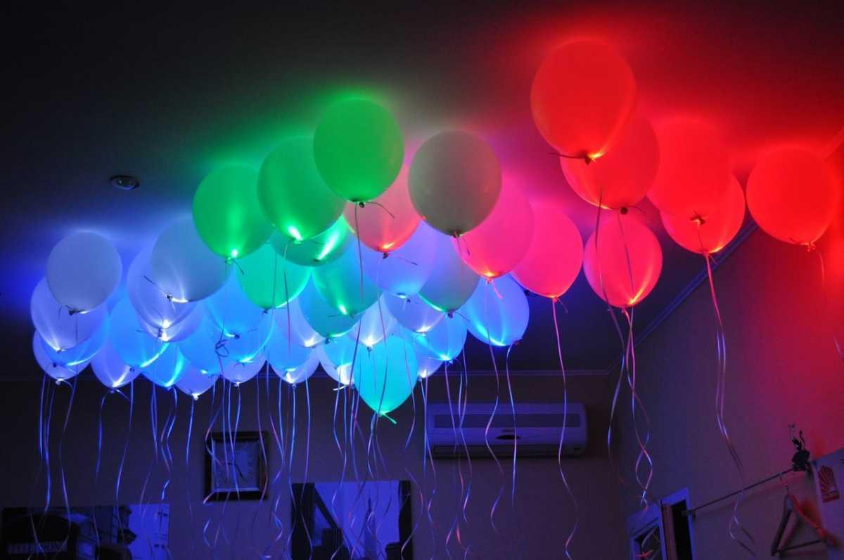 shary-na-svadbu-svoimi-rukami-6 Украшение из шаров на свадьбу своими руками, варианты использования воздушного декора