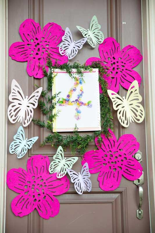 svadba-pastelnye-babochki-3 Пастельные оттенки на свадьбе летом, какую тематику торжества выбрать?