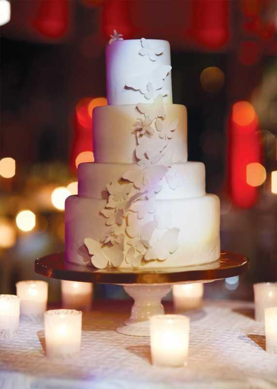 svadba-v-belom-tsvete-i-eko-stile-3 Летняя свадьба в белом цвете в популярной эко тематике