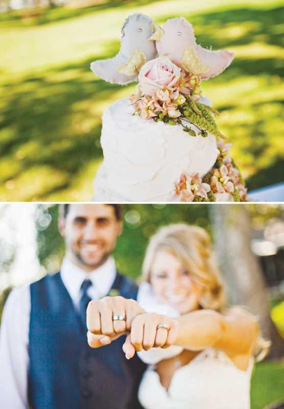 svadba-v-derevenskom-stile-2 Нежная летняя свадьба в деревенском стиле. В чем заключается суть простоты организации?