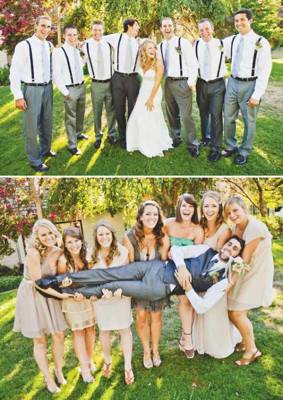 svadba-v-derevenskom-stile-5 Нежная летняя свадьба в деревенском стиле. В чем заключается суть простоты организации?