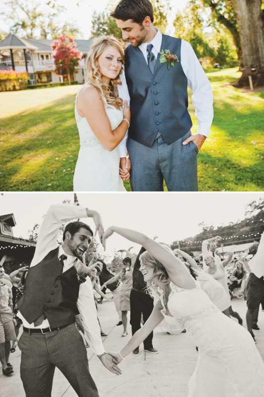 svadba-v-derevenskom-stile-6 Нежная летняя свадьба в деревенском стиле. В чем заключается суть простоты организации?