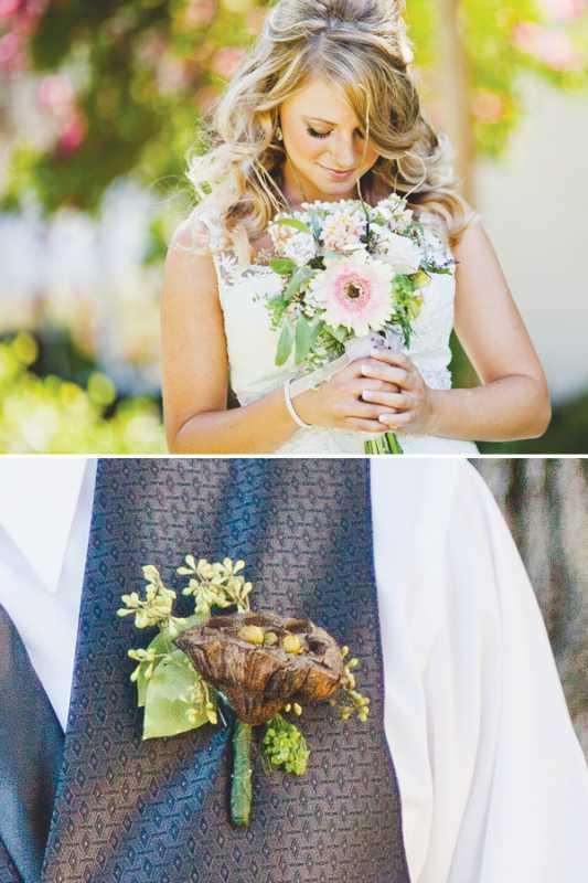 svadba-v-derevenskom-stile-7 Нежная летняя свадьба в деревенском стиле. В чем заключается суть простоты организации?