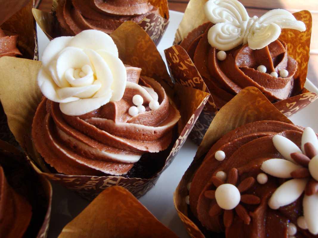 svadba-v-stile-shokolad-10 Свадьба в цвете шоколада, простые идеи для создания самого сладкого праздника