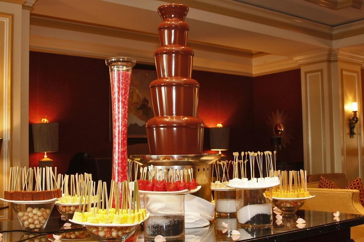 svadba-v-stile-shokolad-7 Свадьба в цвете шоколада, простые идеи для создания самого сладкого праздника