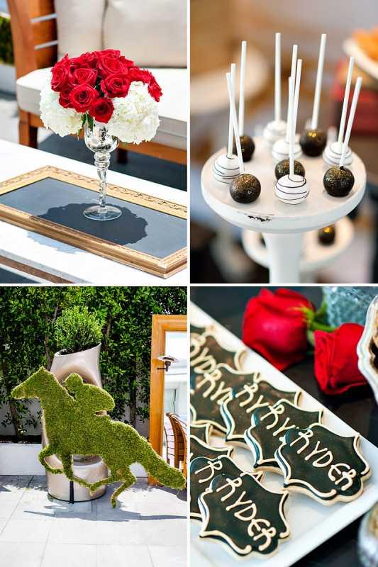 """svadba-v-stile-skachki-4 Английская свадьба, особенности организации тематического торжества в стиле """"Скачки"""""""
