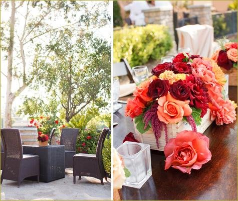 svadba-v-stile-vinodeliya-2 Свадьба в стиле виноделия - удивительное торжество в оттенках бордового и алого цвета