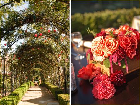 svadba-v-stile-vinodeliya-3 Свадьба в стиле виноделия - удивительное торжество в оттенках бордового и алого цвета