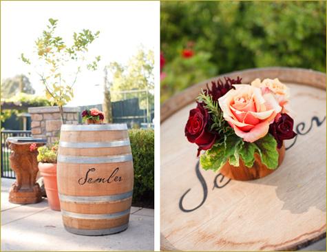 svadba-v-stile-vinodeliya-6 Свадьба в стиле виноделия - удивительное торжество в оттенках бордового и алого цвета