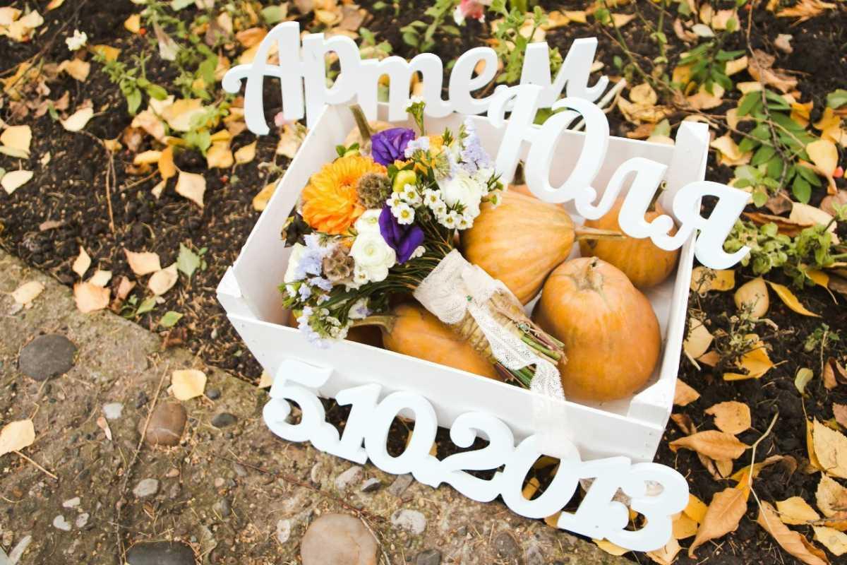 svadebnaya-fotosessiya-na-prirode-4 Оформление свадебной фотосессии  на природе, различные варианты декора
