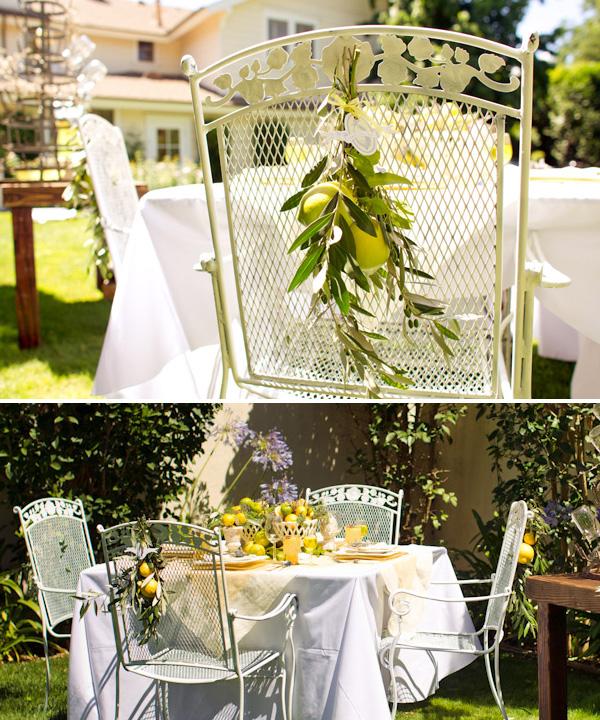 svadebnaya-servirovka-limon-i-lavanda-6 Сервировка свадебного стола в стиле сочного лимона и ароматной лаванды
